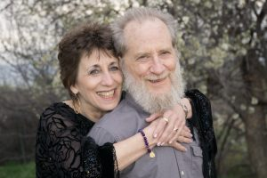 Rabbi Nadya Gross and Rabbi Victor Gross